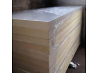 Celotex / Kingspan / EcoTherm / Quinn Therm / Rigid Insulation Board Sheets / All Sizes