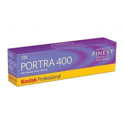 Kodak Portra 400 - 35mm Film - 36 Exposures - Pack of 1 - Colour Negative