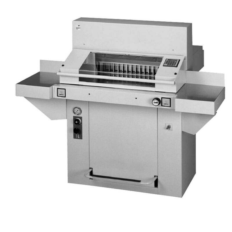 MBM Triump 5550EP Programable Cutter