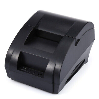 Mini Portable Zj-5890k 58mm Escpos Receipt Thermal Line Printer With Usb Port