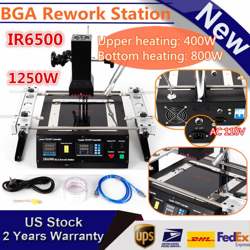 Rework Station IR6500 Infrared BGA Repair Soldering Welding Machine For PS3 New