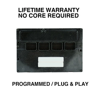 Engine Computer Programmed Plug&Play 2005 Chrysler PT Cruiser 05094214AE 2.4L AT Engine Turbo Plug