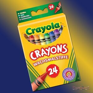 Crayola-24-Wax-Crayons-Assorted-Colours-Fast-Delivery