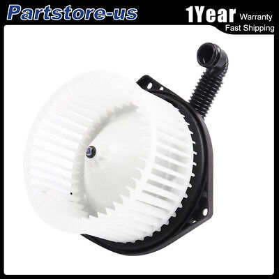 Heater Blower Motor With Fan Cage For Nissan Maxima Pathfinder Infiniti QX4 G20