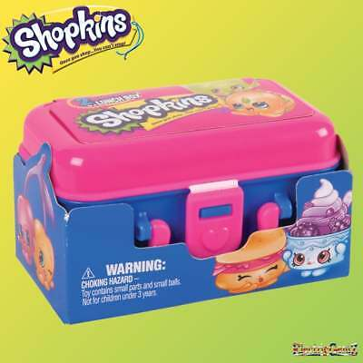 Shopkins Series 7 Mini Lunch Box 2-Pack - inc 2 Collectable Figures & Guide