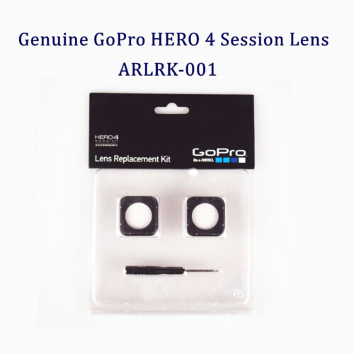 New Genuine GoPro HERO 4 5 Session Universal Lens Replacement Kit ARLRK-001 Pack