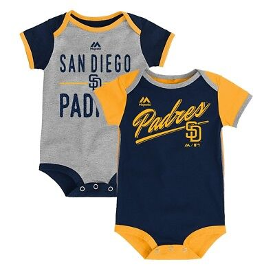 San Diego Padres MLB Majestic Newborn