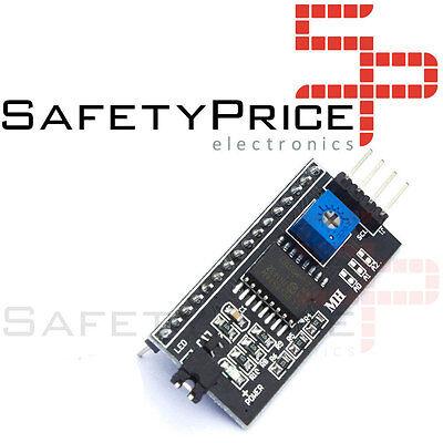ADAPTADOR IIC/I2C SERIE LCD1602 PCF8574 IIC I2C SPI LCD2004 display TWI 2...