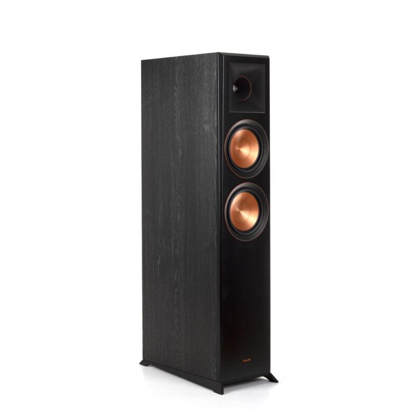 Klipsch Rp-6000f Ebony Floorstanding Speaker - Each