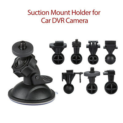 8 in 1 Universal Sucker Mount Holder Suction Cup Fr G1W YI Car Dash Camera DVR