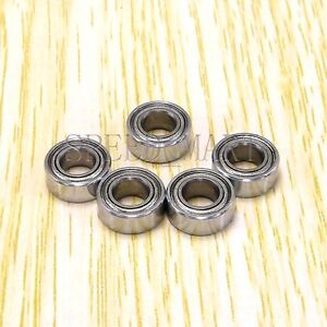 5pcs-MR105-Miniature-Bearings-ball-Mini-Bearing-5mm-10mm-4mm