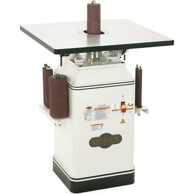 Shop Fox W1686 1 Hp Oscillating Spindle Sander-free Shipping In Usa