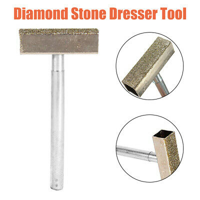 Metal Toolroom Diamond Wheel Dresser Min.3.5 carat total diamonds
