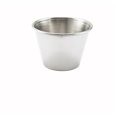 Winco Scp-25 2.5-ounce Stainless Steel Sauce Cup 1-dozen