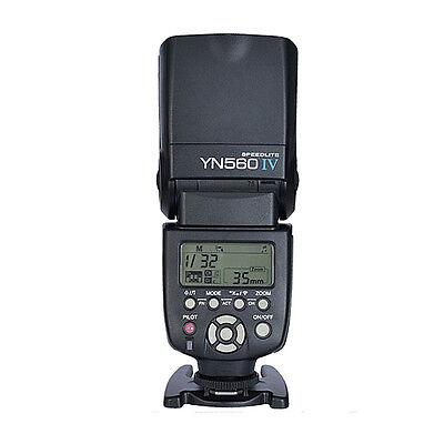 Yongnuo Aufsteckblitz YN560 IV YN-560iv Speedlite Blitzgerät für Canon