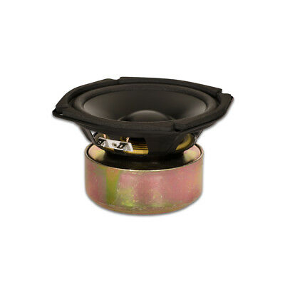 "Goldwood Sound GW-205/4S Shielded 5.25"" Woofer 130 Watt 4ohm"