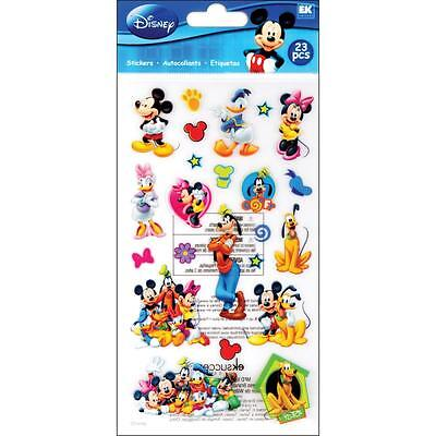Mickey Scrapbooking Stickers - Scrapbooking Stickers Disney Mickey Mouse Friends Minnie Donald Daisy Pluto Ears