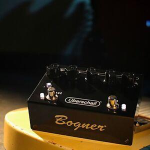 Bogner Uberschall Distortion Guitar Effects Pedal