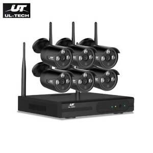 UL-tech CCTV home security cameras system wireless outdoor IP Wifi