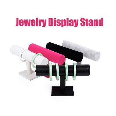 Bracelet Chains Watch Hairband Jewelry Display Stand Holder Organizer Showcase