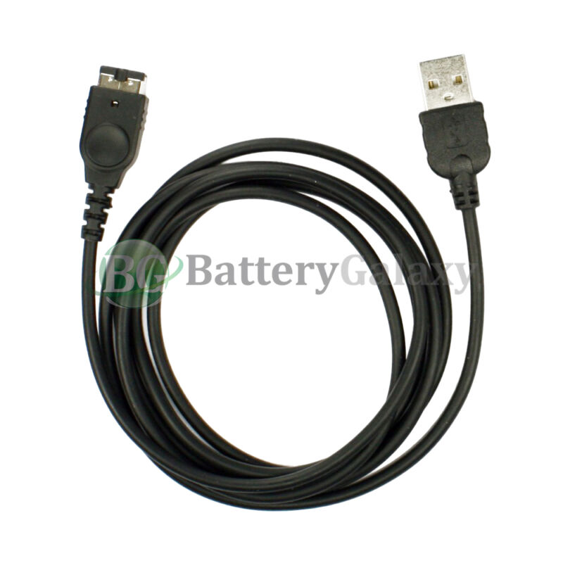 NEW HOT! USB Charger Cable Cord for Nintendo Gameboy Advance GBA SP 600+SOLD