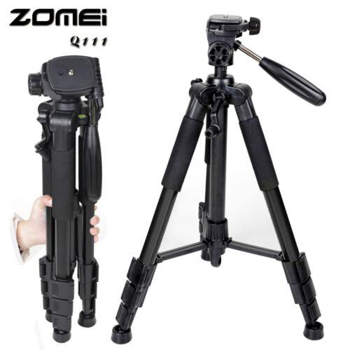 ZOMEI Q111 Kamerastativ Reisestativ Fotostativ für DSLR Kamera Sony Canon Nikon