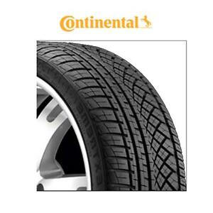 255/30ZR19 NEW Continental ExtremeContact DW $762 / all tax in item#  15482230000