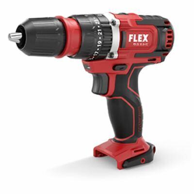 Flex 10,8V 2-Gang Taladro de Batería Pd 2G 10,8 -ec Sin batería/Cargador