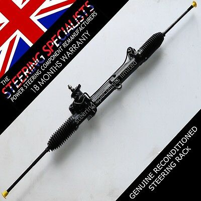 Ford Focus 1.4, 1.6, 1.8, 2.0 2005 to 2012 Genuine Remanufactured Steering Rack