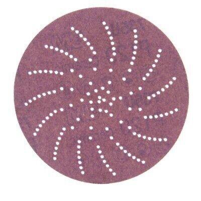40 Off 50 Each 3m 735u 5 P80 Grit Hookit Ceramic Clean Sanding Disc 20907