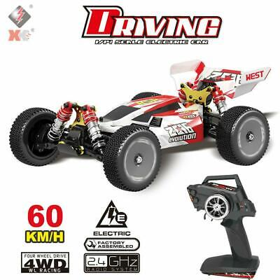 wltoys xks 144001 rc car 60km h