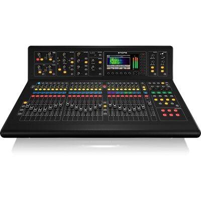 Midas M32 Live/studio Digital Mixing Console, 40 Input Ch, 32 Midas Mic Preamps