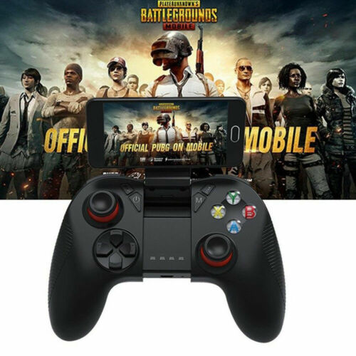 B04 Wireless Bluetooth Gamepad Remote Game Controller Joystick For PUBG Mobile Controllers & Attachments