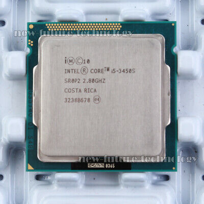 Intel Core i5-3450S SR0P2 CPU 2.8GHz LGA1155 CM8063701095104 Socket H2 100% work
