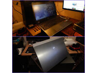"""Very smart, superfast HP ProBook 15.6"""" i5 laptop with dual graphics. 8GB DDR3 RAM. 320GB hard drive."""