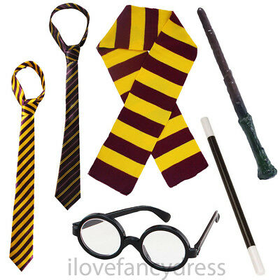Adult Baby Costume Accessories (WIZARD FANCY DRESS COSTUME ACCESSORIES ADULT CHILD SCHOOL BOOK WEEK CHOOSE)