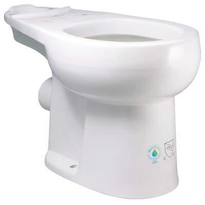 Liberty Pumps Ascentii-rw Macerating Toilet Bowlroundfloor