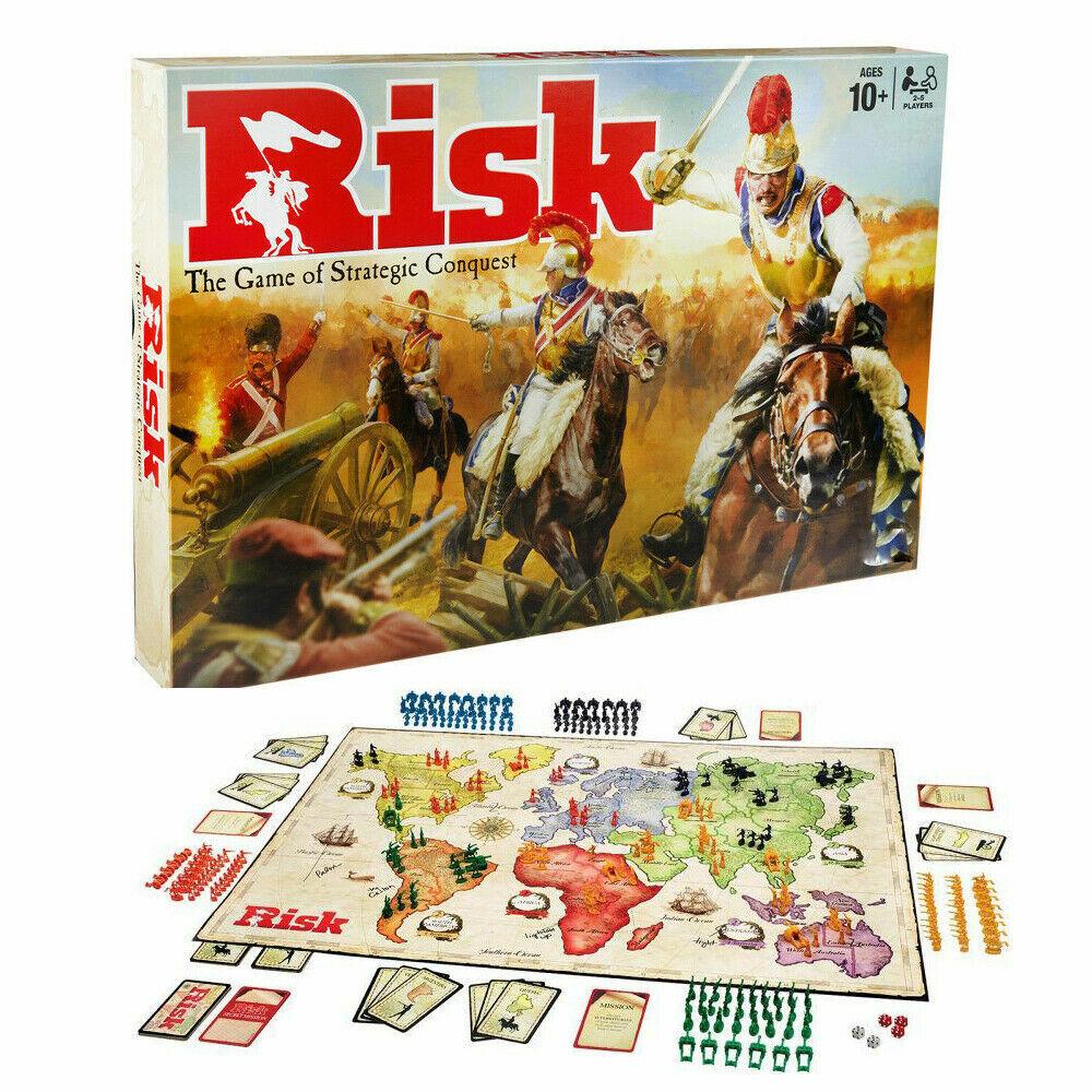 Risiko Brettspiel Strategien