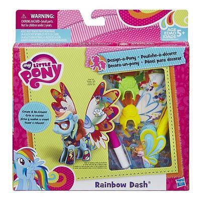 My Little Pony Design a Pony RAINBOW DASH Decorative Wings Kit HASBRO 5+ NEW ()