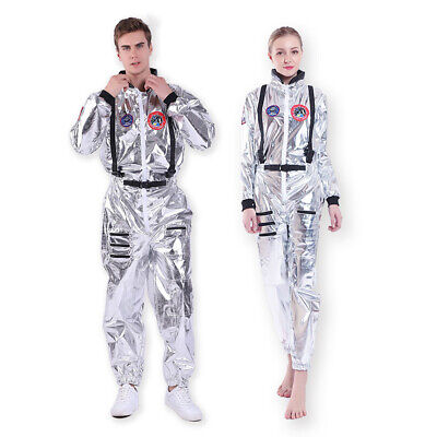 Astronaut Costume Spaceman Suit Halloween Costumes - Funny Cosplay Party
