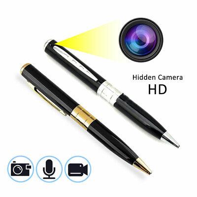 Mini Spy Hidden Camera Listing Device Home Surveillance CAM Video Camcorder Pen