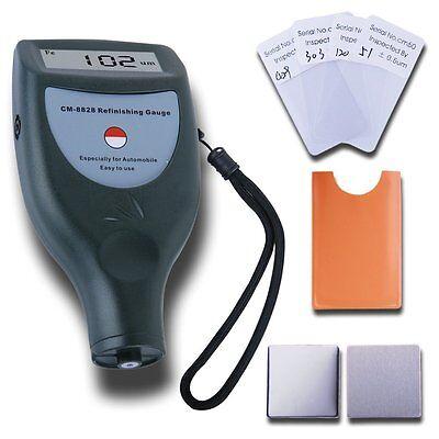 Paint Coating Thickness Meter Gauge Wsoftware Range0-1250um0-50mil