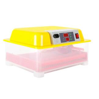 Automatic 24 Egg Incubator Yellow
