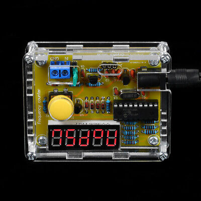 Precision Diy Oscillator Tester Kit Electrical Digital Frequency Counter C3v2