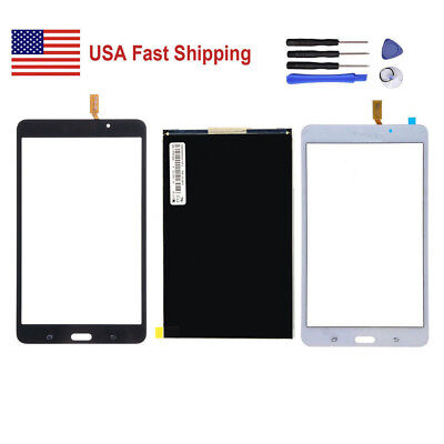 """Tab 4 7"""" SM-T230 For Samsung Galaxy LCD Digitizer+Touch Screen Display SM-T230NU"""