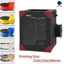 Imprimante 3D Printer Anycubic 4MAX DIY kit Haute Précision 210X210X300mm DE