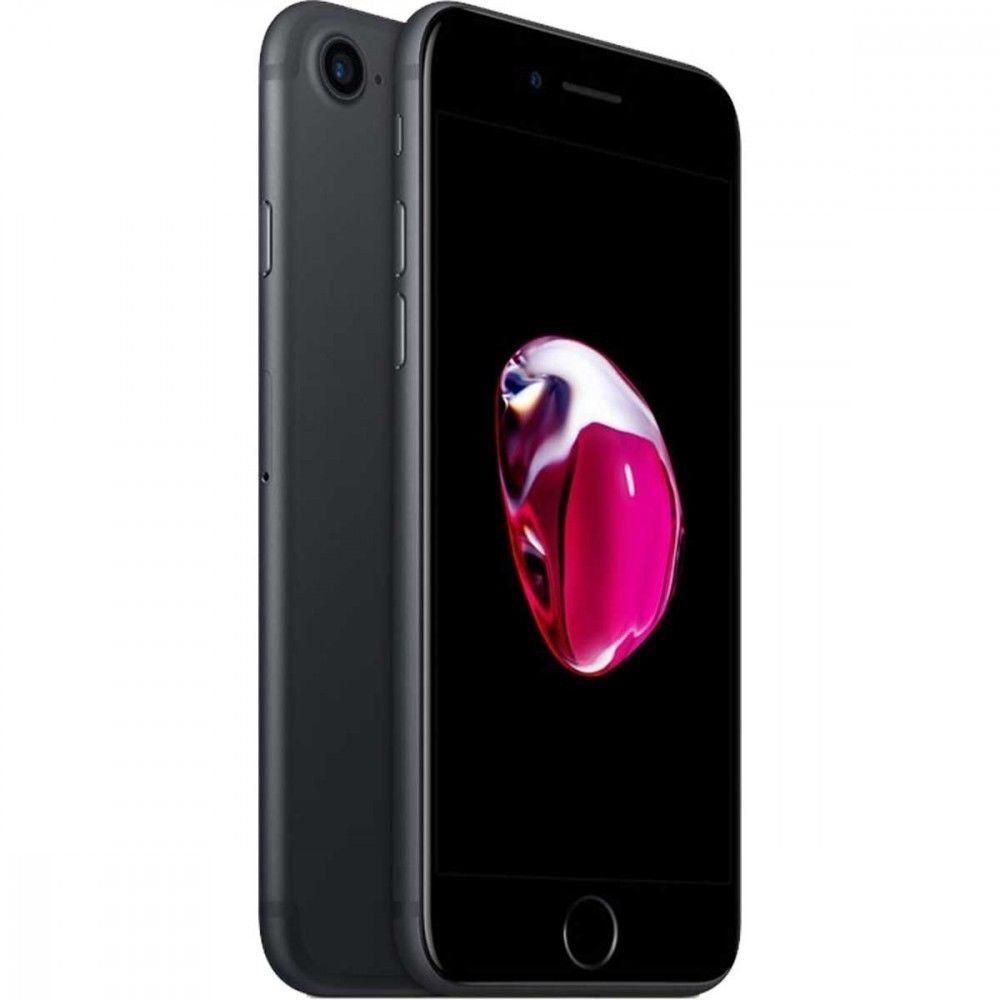 APPLE IPHONE 7 128GB BLACK RICONDIZIONATO GRADO A/B
