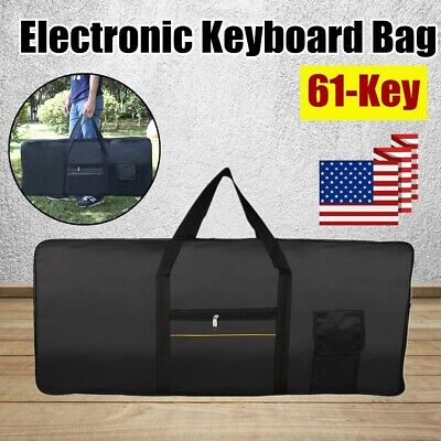 Oxford Cloth 76 Key Note Keyboard E Piano Gig Bag Tragetasche mit