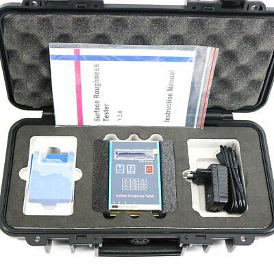 Digital Surface Roughness Tester Profilometer For Metal Non-metal Ra Rq Rz Rt