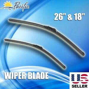 Windshield Wiper Blades J-HOOK OEM QUALITY 26